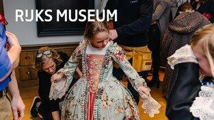 Meivakantie in het Rijksmuseum