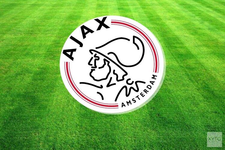 Ajax verlengt contracten spelers Jong Ajax