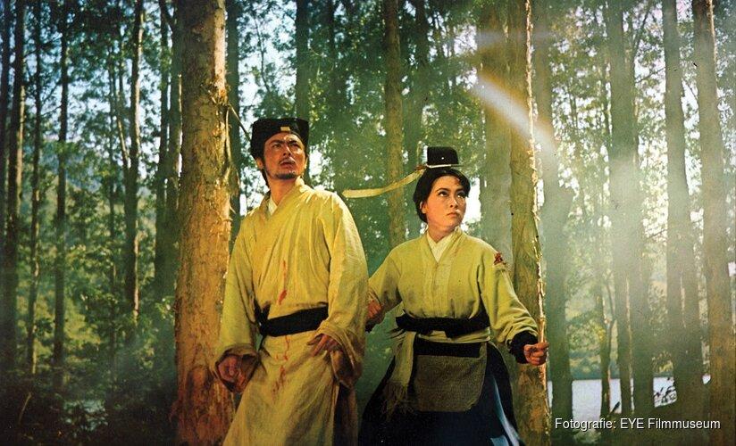 Gerestaureerde klassiekers van King Hu, meester van de martial-artsfilm, te zien in EYE