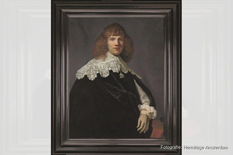 Rembrandt te zien in Hermitage Amsterdam