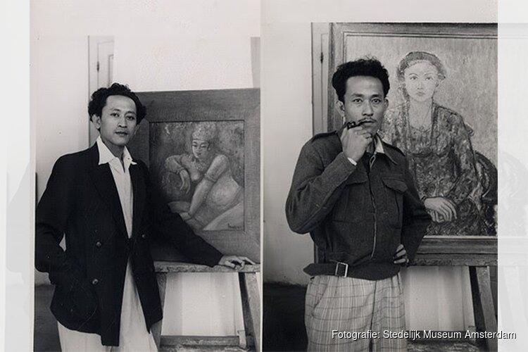 De gebroeders Djaya: Revolusi in het Stedelijk