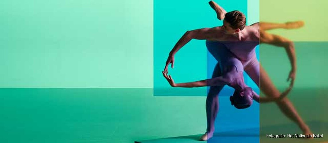 Het Nationale Ballet presenteert: New Moves 2018
