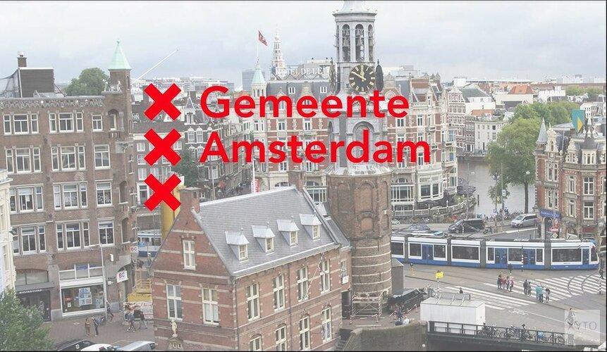 Andreaspenning voor drie leden van het Amsterdams 4 en 5 mei comité