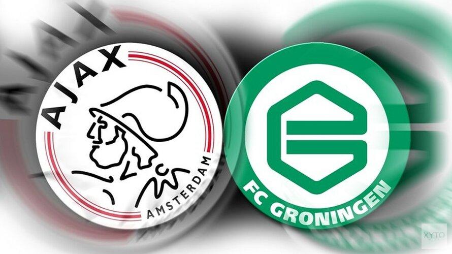 Ajax en FC Groningen bereiken overeenstemming over Deyovaisio Zeefuik