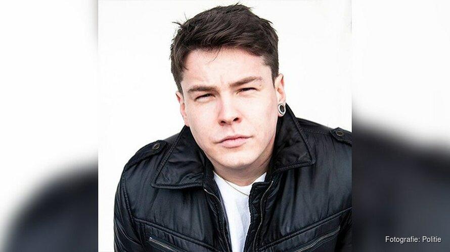 Amsterdammer James Walker (28) sinds zondag vermist