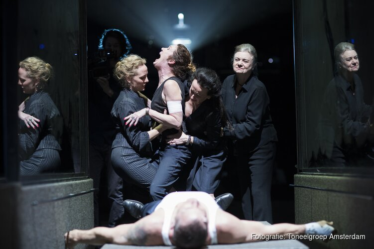 Romeinse tragedies in Carré