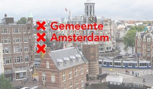 Mediacollege Amsterdam ontvangt jubileumpenning