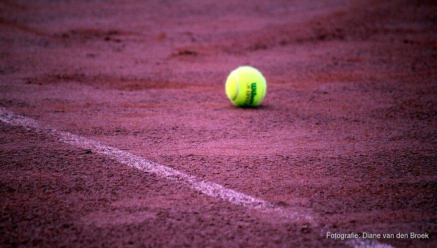 'Amsterdamse tennissers verdacht van matchfixing'