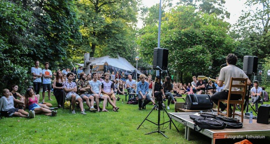 Sunday Sounds: gratis, nieuw muziekprogramma in de Tuin