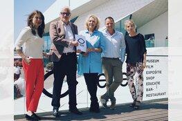 Eye Filmmuseum en Panasonic tekenen samenwerkingsovereenkomst