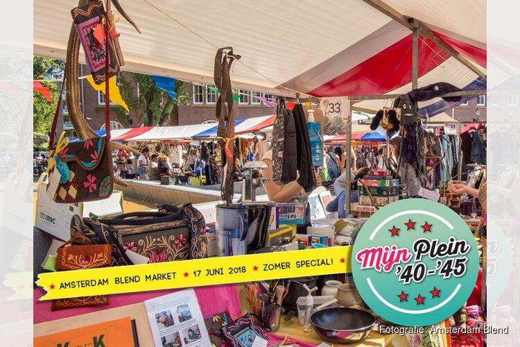 Aanstaande zondag: Markt, muziek en meer op Plein '40-'45