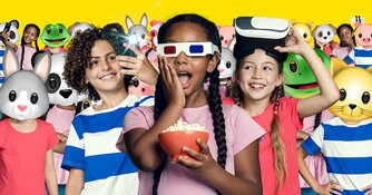 Cinekid Festival 2018: de mediajungle; Cinekid lanceert campagne 2018 en splinternieuwe website