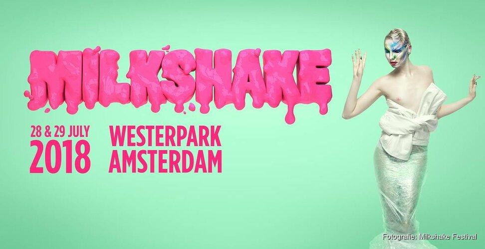 Naakt een festival bezoeken bij Milkshake Festival