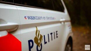 Projectiel afgeschoten op kantoorpand in Amsterdam