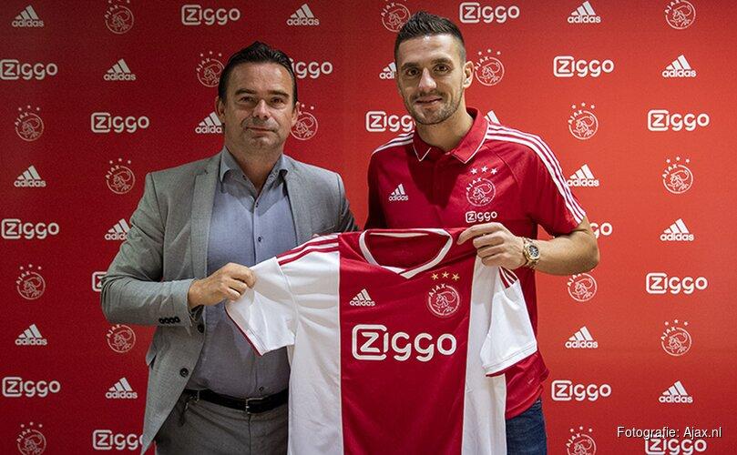 Ajax rondt transfer Tadic af