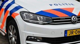 Politie lost waarschuwingsschot bij aanhouding in Amsterdam