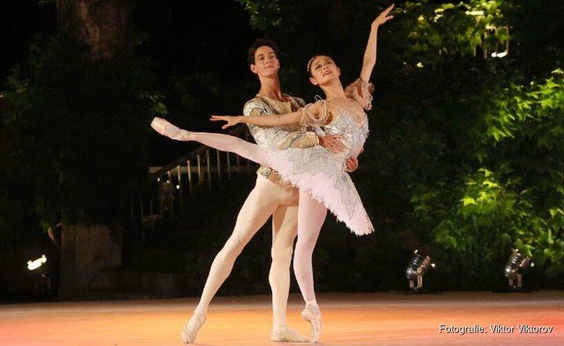 Goud bij Ballet Olympiade voor Jessica Xuan