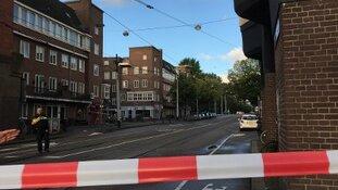 Politie onderzoekt vondst explosief aan Jan Evertsenstraat
