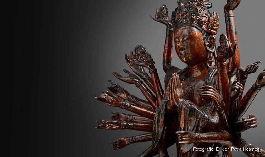 Persoonlijke bruikleen Dalai Lama naar tentoonstelling Het leven van Boeddha, de weg naar nu