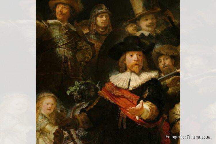 Aftrap Rembrandt en de Gouden Eeuw-jaar op Uitmarkt 2018