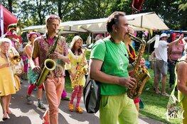 Noorderparkfestival op zondag 9 september
