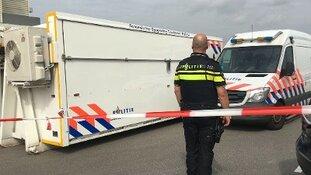 Update geweldsincident Moezelhavenweg: Audi Q5 gezocht
