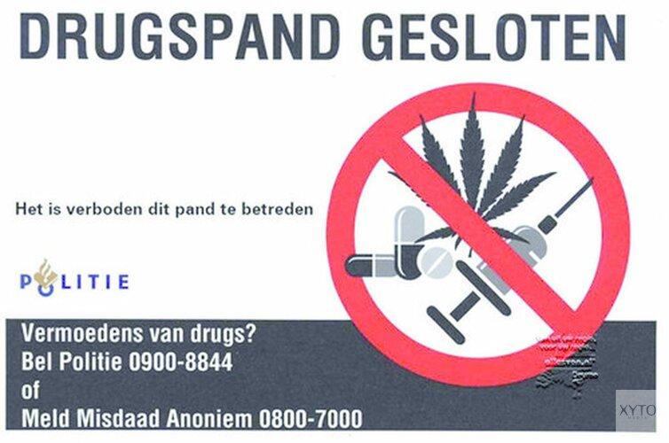 Sluiting woning Pieter Nieuwlandstraat
