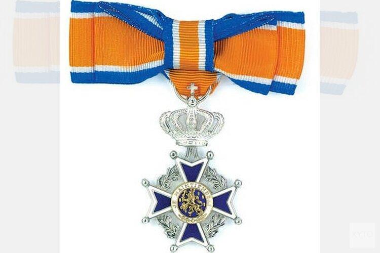 Koninklijke onderscheiding voor Johan Hofman
