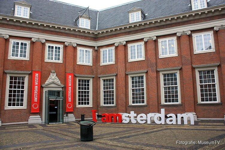 Koning opent tentoonstelling '1001 vrouwen in de 20ste eeuw' in Amsterdam Museum