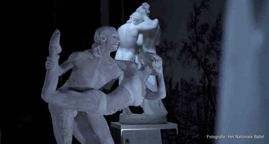 Marmeren beelden komen tot leven in de Hermitage Amsterdam