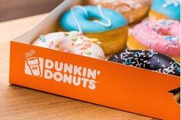 Dunkin' Donuts opent 14de vestiging in Nederland