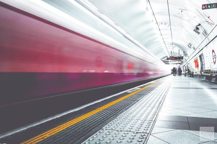 Renovatie metrostation Verrijn Stuart