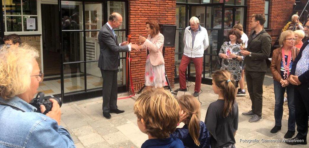 Burgemeester opent Villa Randwijck