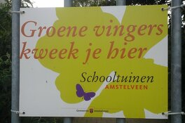 Kom 15 september langs bij schooltuinen