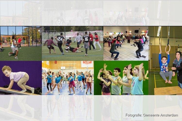 Kom sporten in Oost tijdens de Nationale Sportweek