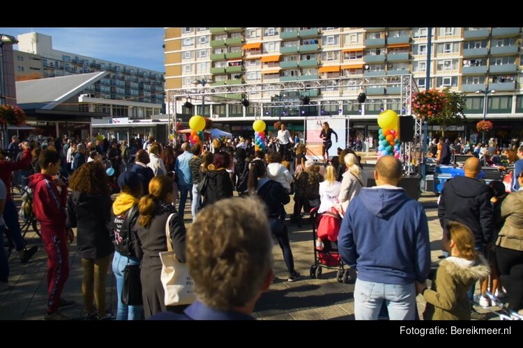 Winkelcentrum Nieuw West zorgt met het MEER(is)MORE Festival voor een feestelijk dagje uit!