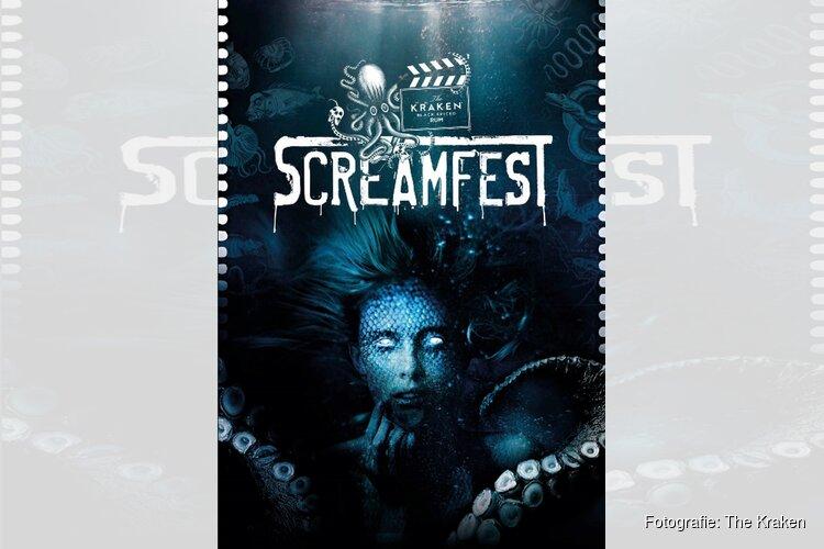 The Kraken Black Spiced Rum organiseert de meest angstaanjagende  filmervaring ooit in Theater Amsterdam