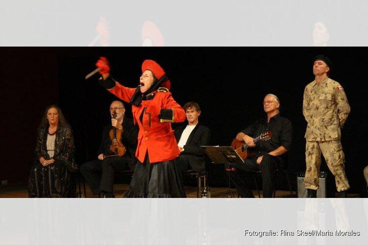 Het wereldberoemde Odin Teatret komt naar Amsterdam