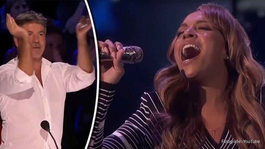 Glennis Grace wint America's Got Talent niet