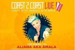 Coast2Coact Showcase - Aliana Almao - Vrijdag 21 september