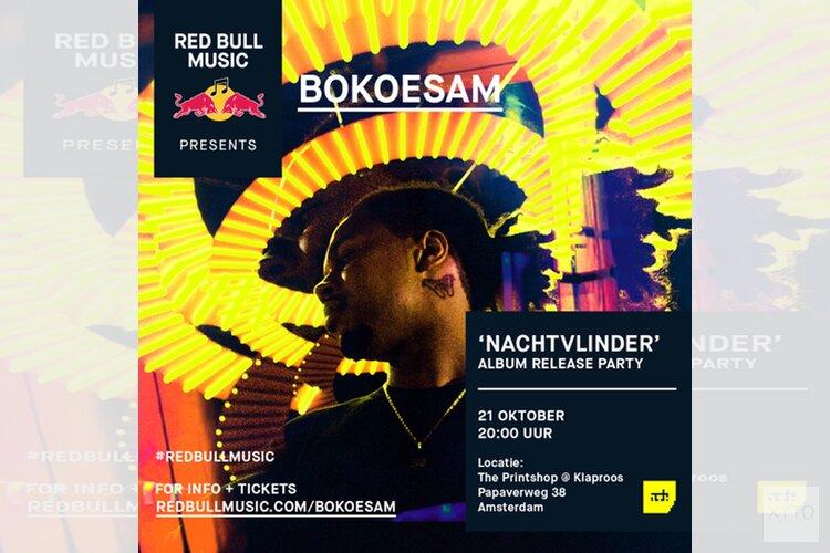 Bokoesam primeurt nieuw album 'Nachtvlinder' op ADE
