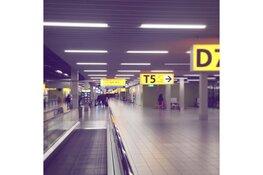 Grote drukte in Terminal 3 Schiphol door storing in bagagesysteem