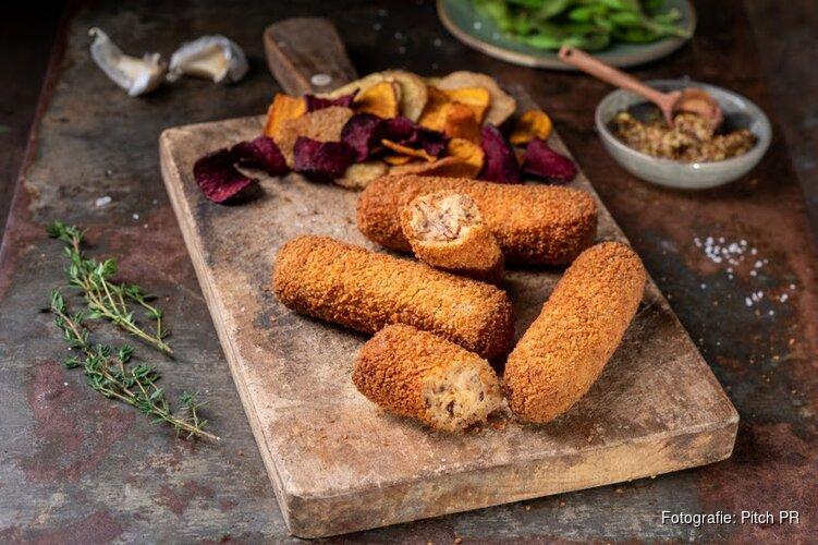 Beckers Snacks opent op 4 oktober pop up Vegetaria in Amsterdam