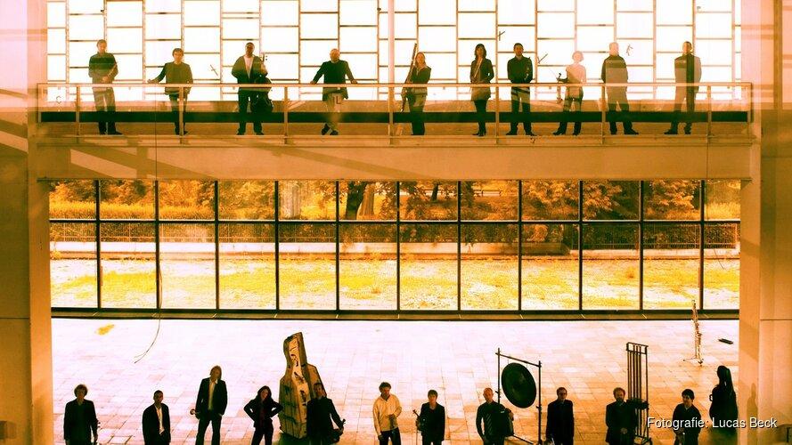 Wereldpremière opdrachtwerk Jan van de Putte door Klangforum Wien