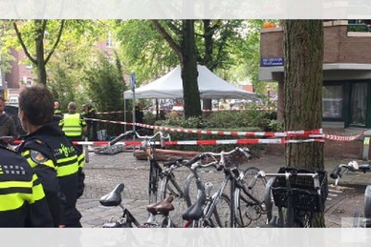 Update: Getuigenoproep incident De Wittenkade