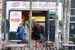 """Vegetaria van Beckers open op """"Eet geen Dierendag"""""""