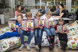 Zes 11-jarigen uit Amsterdam werkten mee aan Dyslexie special van Donald Duck