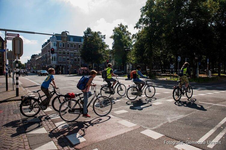 Verkeersveilig en gezond: lopend en fietsend naar school
