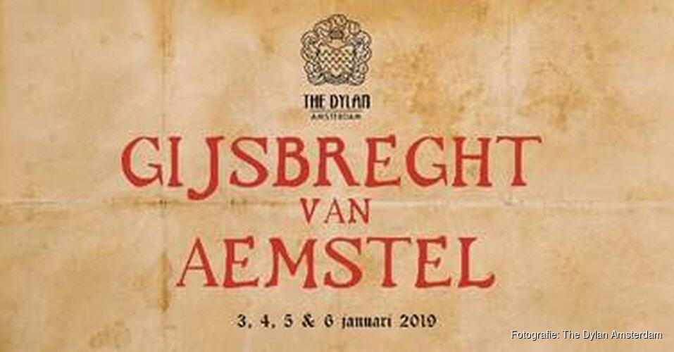 Toneelstuk Gijsbreght van Aemstel keert terug naar The Dylan Amsterdam