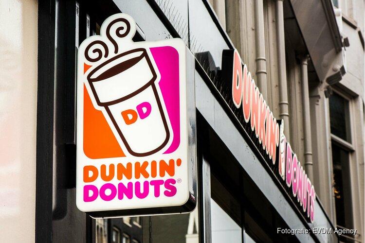 Dunkin' Donuts lanceert limited, echte gouden donut
